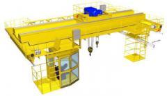 Ремонт и испытания оборудования промышленного подъемного