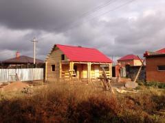 Проектирование строительно-архитектурное дома