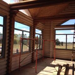 Строительство, ремонт деревянного дома