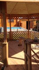 Строительство деревянных сооружений
