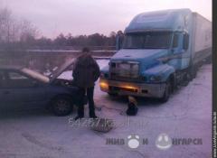 Отогрев фуры, камаза, спецтехники, автобуса. Опыт работы. Астана