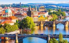 Помощь в оформлении визы в Чехию