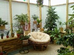 Проектирование и строительство зимних садов