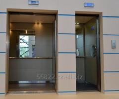 Maintenance of elevators on RK