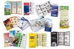 Разработка дизайна продукции рекламной