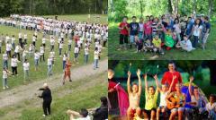 Детский лагерь Маралсай