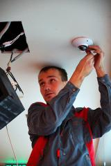 Installation and maintenance of video surveillance