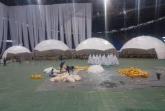 Изготовление, аренда шатров и юрт