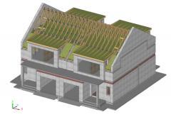 Строительство здания по блочной системе