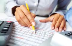 Услуги по ведению бухгалтерского и налогового учета.