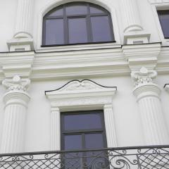 Отделка фасада декор для фасада изделия из пенопласта