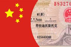 Годовая виза в Китай