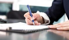 Подготовка учредительных документов