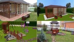 3D - проектирование, дизайн интерьера и Ландшафтный дизайн с 3D визуализацией.