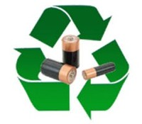 Utilization of batteries, salt, lithium, cadmic.