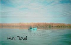 Sommar Fiske i Kazakstan