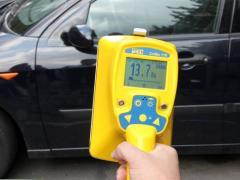 Мониторинг на радиацию