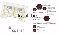 Проектирование и строительство отеля Ковчег М