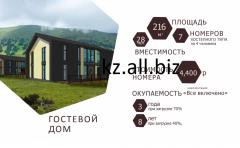 Проектирование и строительство гостевого дома