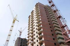 Строительство многоэтажных домов лиц. № ГСЛ 002001