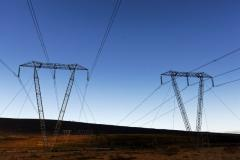 Строительство электростанций и электромагистралей