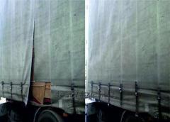 Ремонт и реставрация тента