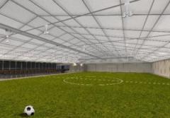 Строительство быстровозводимых спортивных сооружений под ключ.
