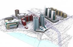 Градостроительное проектирование (городское проектирование)
