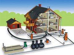Проектирование систем водоснабжения и канализации