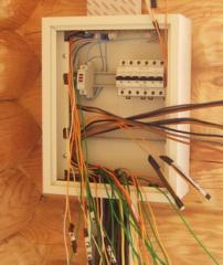 Ревизия жил электропроводов