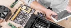 Обслуживание ноутбуков и компьютеров