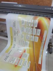 Широкоформатная печать в Шымкенте
