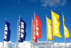Изготовление флагов, Шымкент