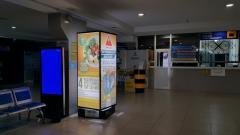 Реклама на пилларсах в Шымкенте