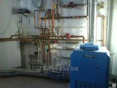Монтаж систем водоснабжения и канализаций