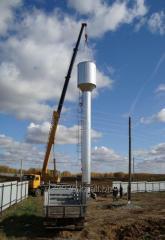 Альтернатива водонапорным башням