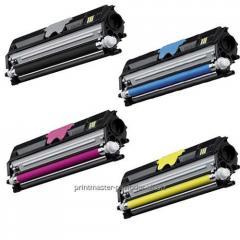 Заправка цветного лазерного картриджа