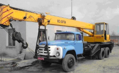 Аренда автокрана КС-3575А в Алматы