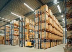 Инспекция и контроль условий складирования, хранения груза
