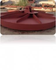 Изготовление «Крышки сталеразливочного ковша»
