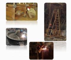 Ремонтные и монтажные работы