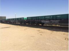 Аренда грузовых вагонов