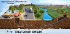 Бурение скважин ГНБ прокол услуги аренда ГНБ Атырау