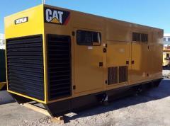 Аренда дизельгенератора генератора 800 кВа Caterpillar 3412