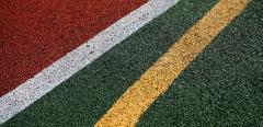 Oyun alanı için spor kaplama döşemesi(suni ot)