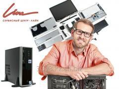 Диагностика и Ремонт компьютеров