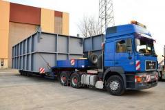 Автомобильные перевозки крупногабаритных грузов