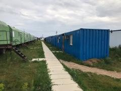 Сдаются в аренду жилые вахтовые контейнера