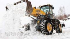 Уборка и вывоз снега по договорам2