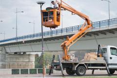Аренда и услуги автовышки в Костанае и области.